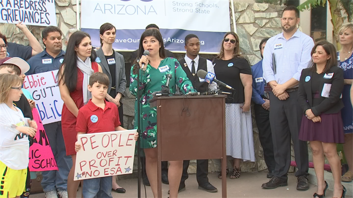 The group must collect more than 75,000 valid signatures. (Source: 3TV/CBS 5)