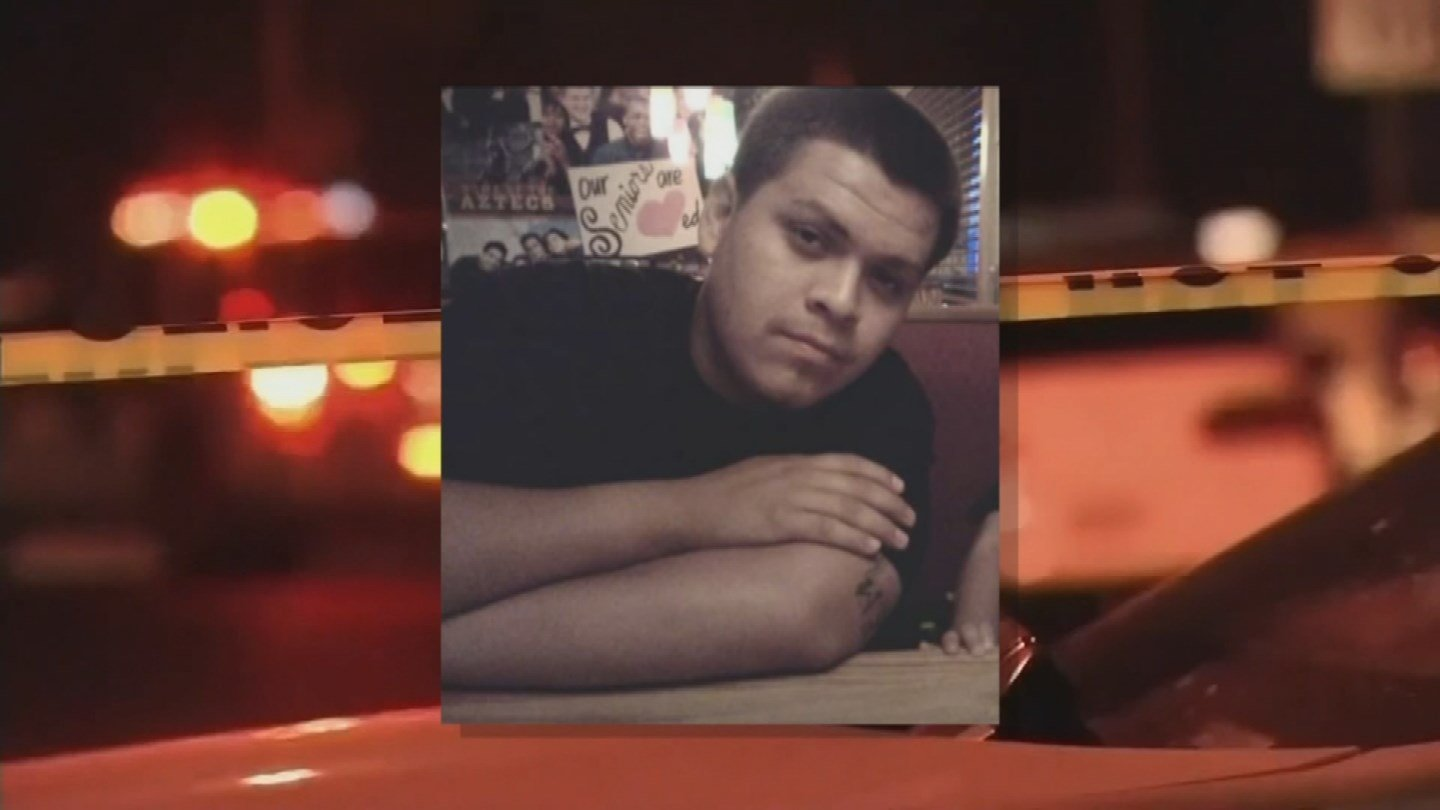 Diego Verdugo-Sanchez was killed on April 1, 2016, allegedly by the Serial Street Shooter. (Source: 3TV/CBS 5)