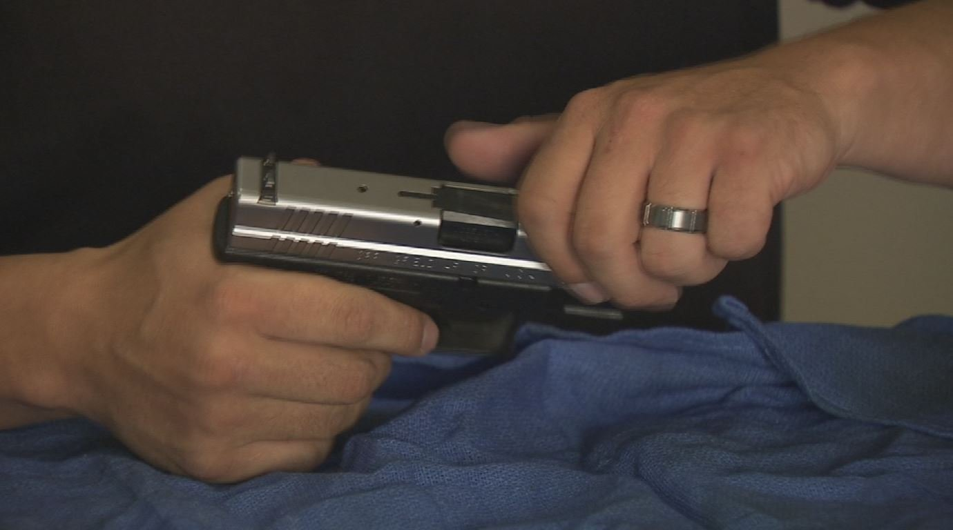 One recent study indicated that having a gun in the home can increase by 50 percent the likelihood someone in that home will die from a gunshot wound. (Source: 3TV/CBS 5)