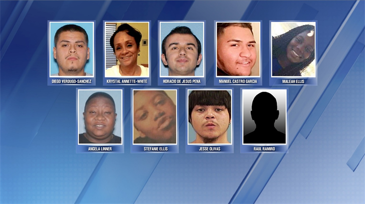 Police said the Serial Street shooter is responsible for nine murders. (Source: 3TV/CBS 5)