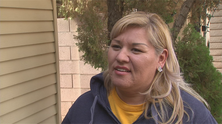 Lydia Lopez said she had closure after police made an arrest in the Serial Street Shooter case. (Source: 3TV/CBS 5)