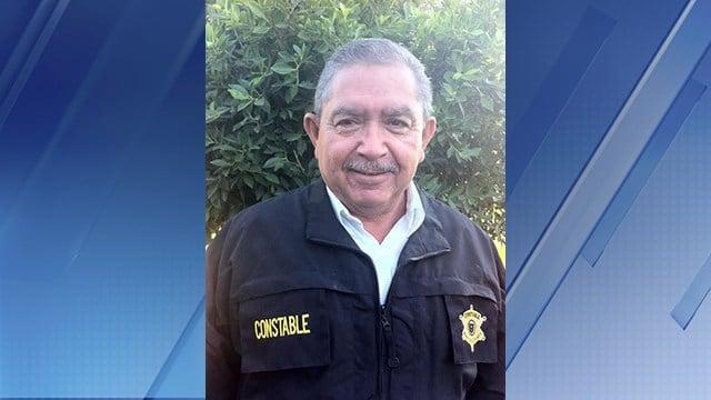 Constable Jimmie Munoz said he did not abandon his job. (Source: 3TV/CBS 5)