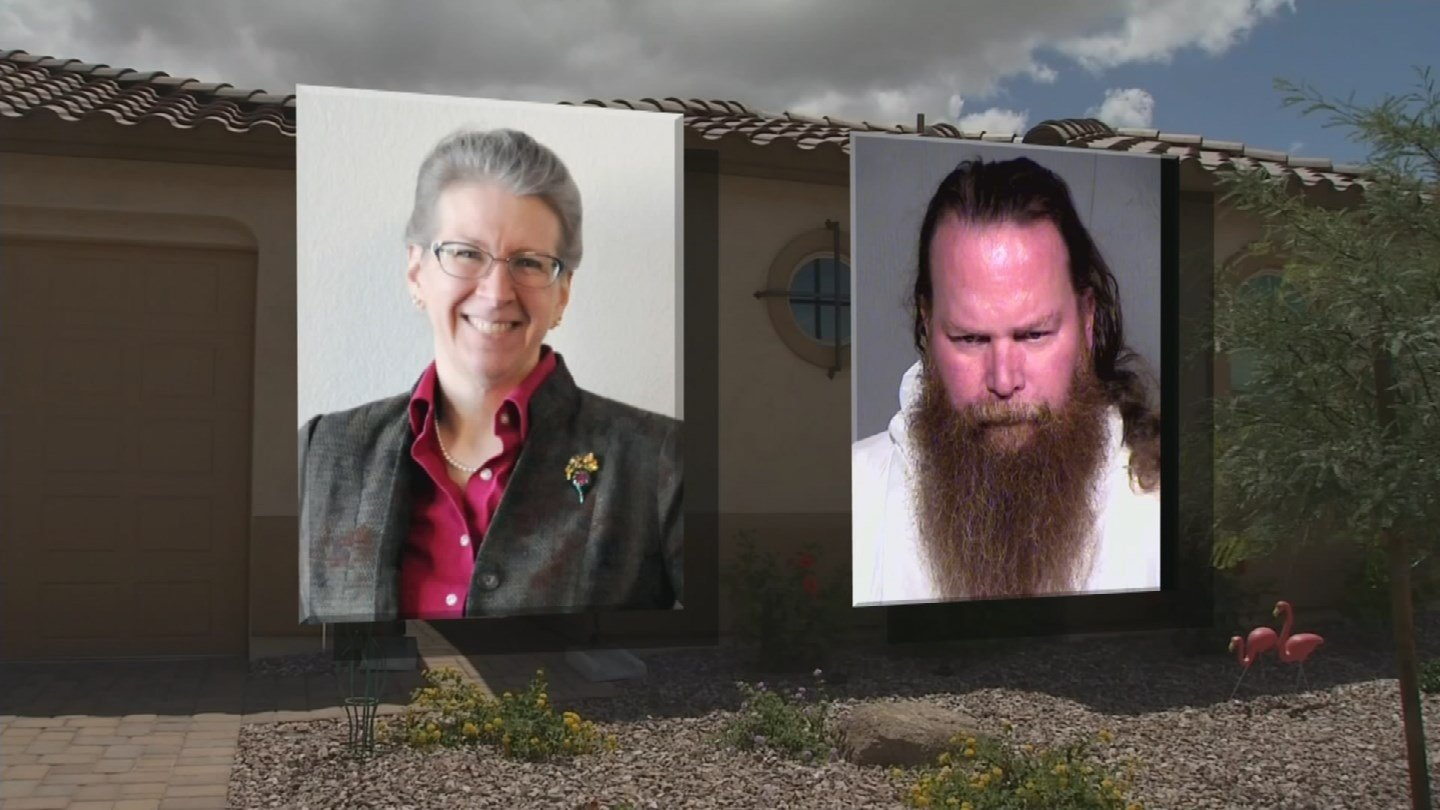 Jennifer Eckert and Kenneth Eckert (Source: Great Hearts Academies and Maricopa County Sheriff's Office)