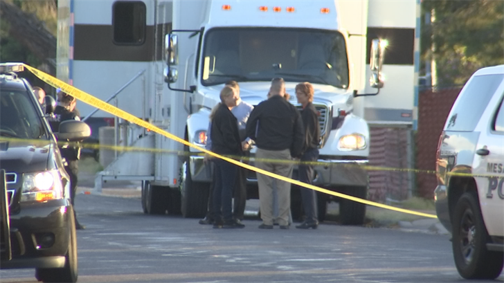 The suspect reportedly made suicidal statements and said he had a bomb. (Source: 3TV/CBS 5)