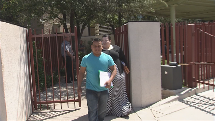 Misael Perez stayed at Shadow Rock United Church of Christ for 100 days in 2014 and 2015. (Source: 3TV/CBS 5)