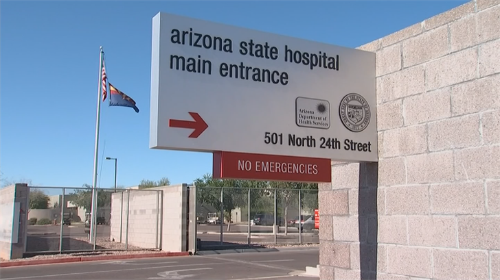 Wilson worked at the Arizona State Hospital for a little more than two years. (Source: 3TV/CBS 5)