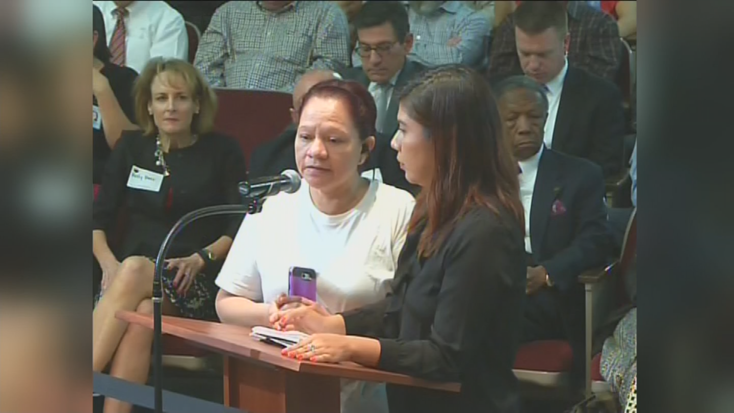 Valdez asked the city council to seekan independent investigation of the shooting and to no longer allow officers to respond to mental health calls. (Source: 3TV/CBS 5)