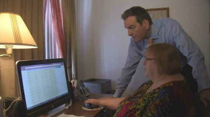 Marie Merrifield paid $296 upfront for a colonoscopy but then found out it was covered in full by her insurance and has waited months for a refund. (Source: 3TV/CBS 5)