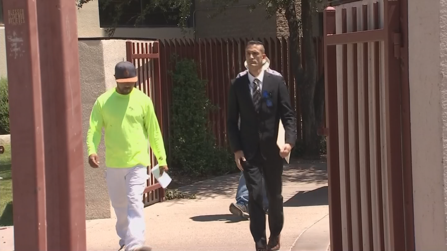 Marco Tulio Coss checked in with ICE but was later deported. (Source: 3TV/CBS 5)