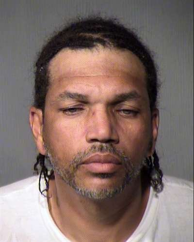 Booking photo of George Reed. (Source: MCSO)