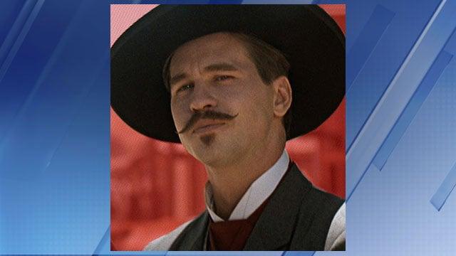 Val Kilmer coming to Arizona (Source: Pinterest)