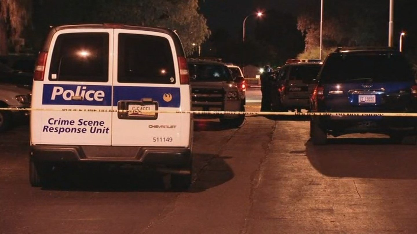 A man was in critical condition after he was shot at a home in Phoenix. (Source: 3TV/CBS 5)