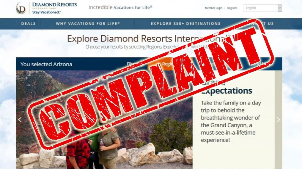 (Source: DiamondResorts.com and 3TV/CBS 5)