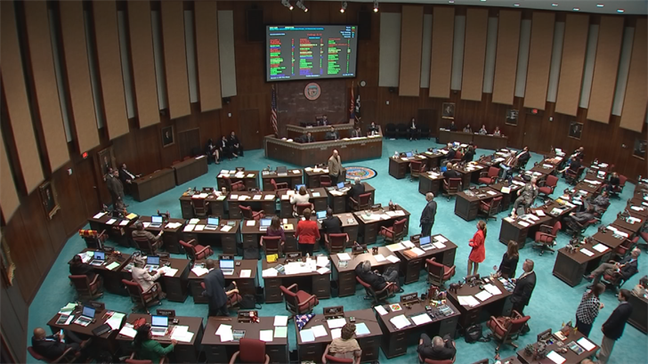 The legislative session is over and we've got hundreds of new laws soon to be on the books. (Source: 3TV/CBS 5)