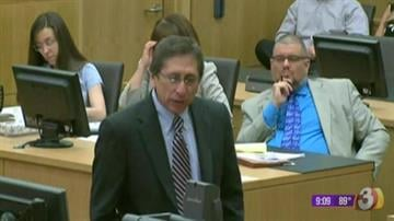 Juan Martinez may try the 'Serial Street Shooter' case. (Source: Andrew Michalscheck)