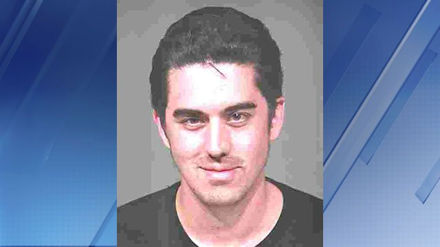 2008 booking photo of Ryan Winkle (Source: Scottsdale PD)