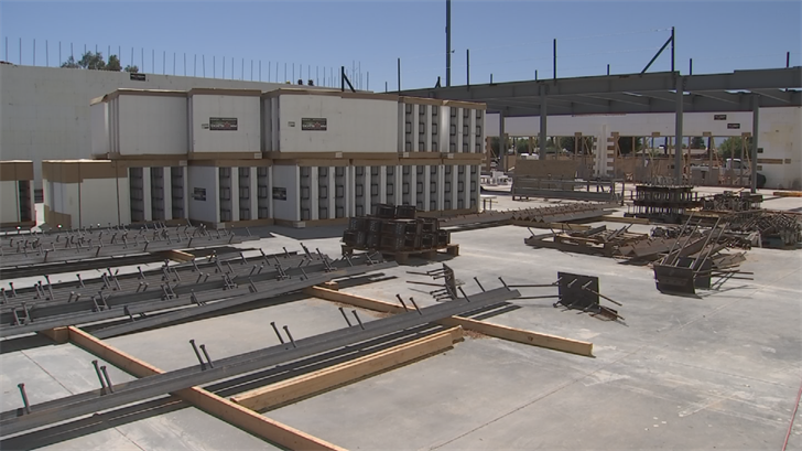 Two veteran brothers have built more than 200 ICF homes in the Valley. (Source: 3TV/CBS 5)