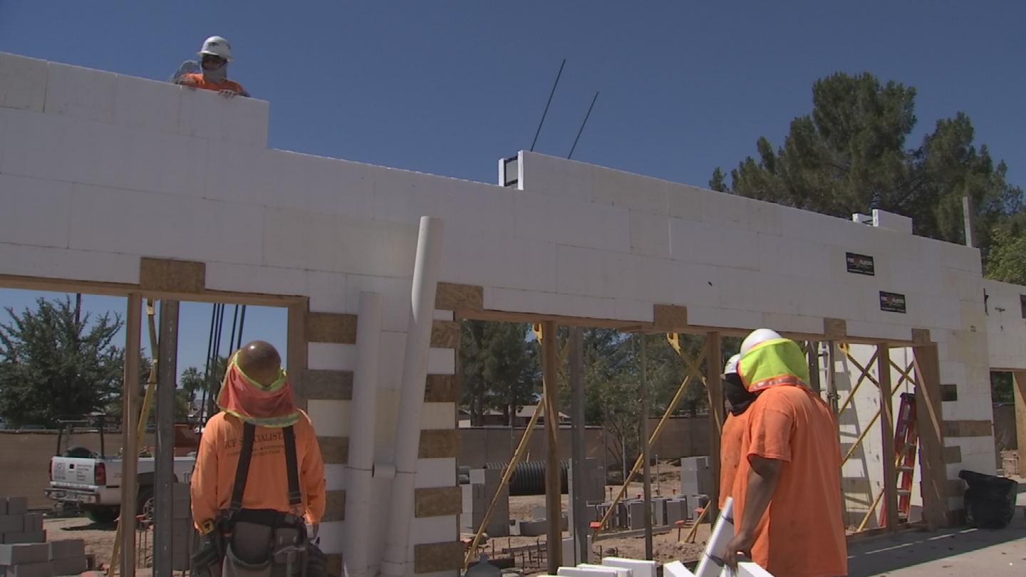 Fetters and ICF specialist have built 50 to 60 commercial buildings, including city, state, educational, industrial, religious and hospitality. (Source: 3TV/CBS 5)