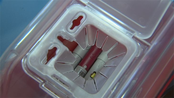 """SafeNeedleDisposal.org calls Arizona's guidelines """"the least desirable way to dispose of used sharps."""" (Source: 3TV/CBS 5)"""