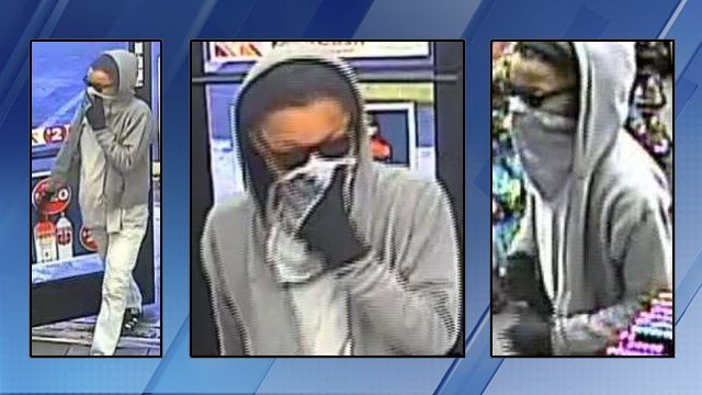 Police were searching for a woman who allegedly robbed two Circle K stores and a Subway in Phoenix on Sunday. (Source: Silent Witness)