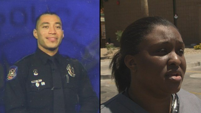 A woman claims Ofc. Julio Cardenas pulled a gun on her after a fender bender while off duty. (Source: 3TV/CBS 5)