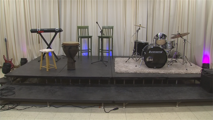 Over the weekend, some key pieces of their stage setup were stolen including several speakers, amplifiersand microphones. (Source: 3TV/CBS 5)