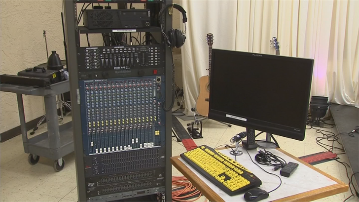 It seems as though the items were specifically targeted because a lot of other expensive things were left behind including guitars, a drum set and several computers. (Source: 3TV/CBS 5)