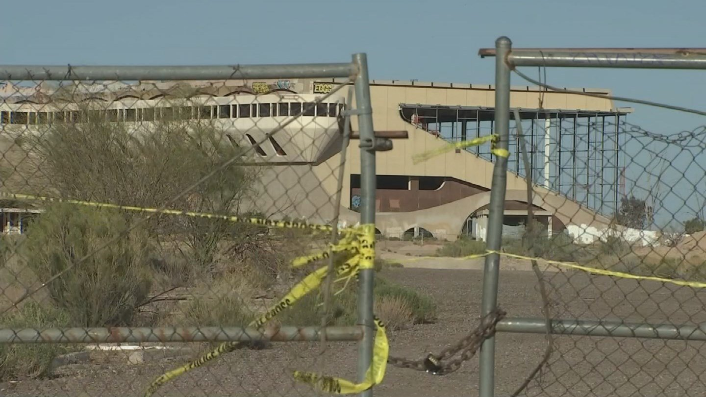 Maricopa County Air Quality Department confirmed two notifications for renovation and demolition were filed. (Source: 3TV/CBS 5)
