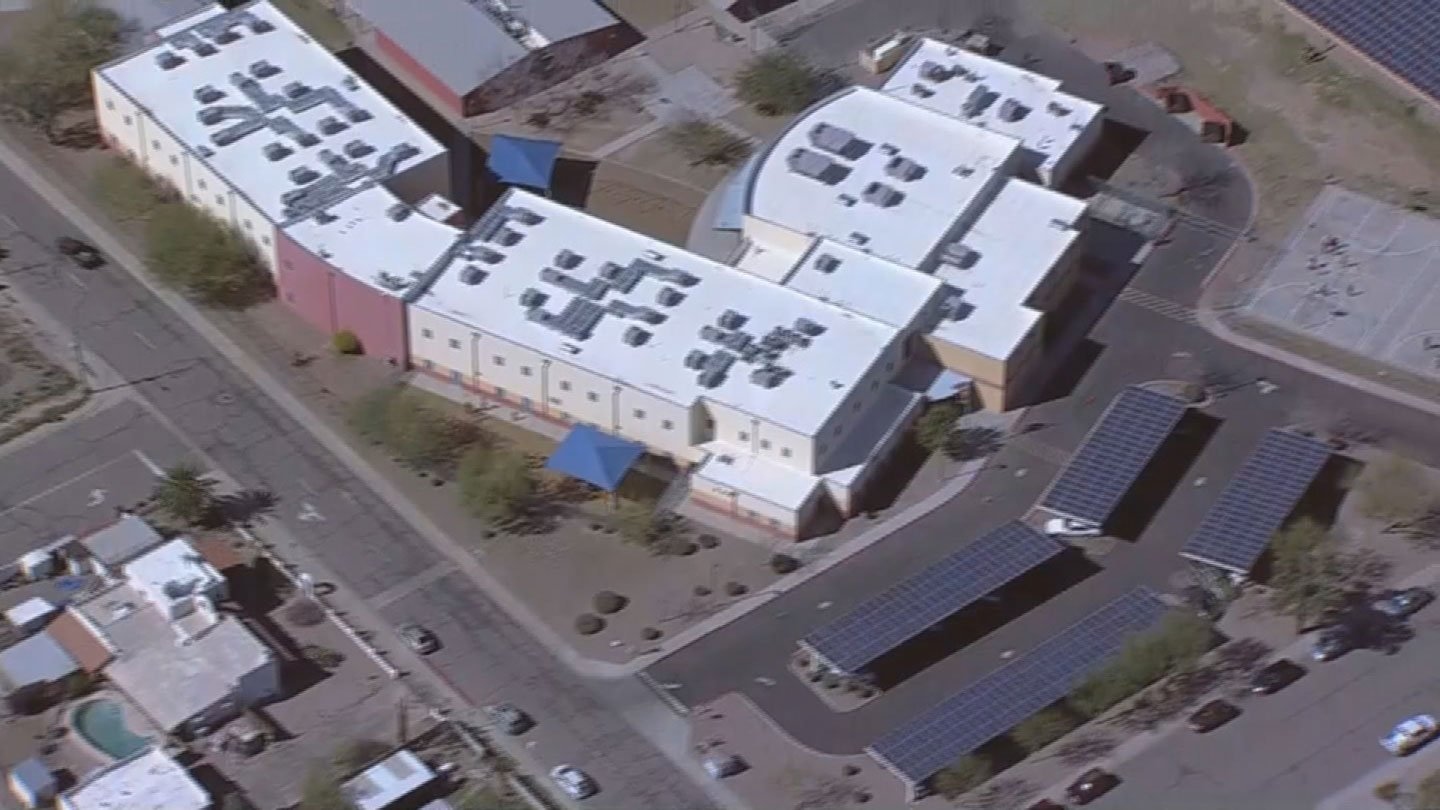 Florence Elementary School (Source: 3TV/CBS 5)