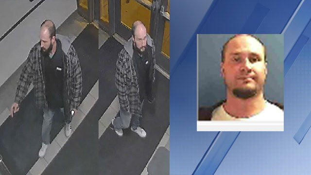 David Scrum is accused of shooting a man in the parking lot of the Coconino County jail. (Source: 3TV/CBS 5)