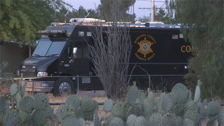 A man also was shot and remains hospitalized in critical condition. His name is being withheld. (Source: 3TV/CBS 5)