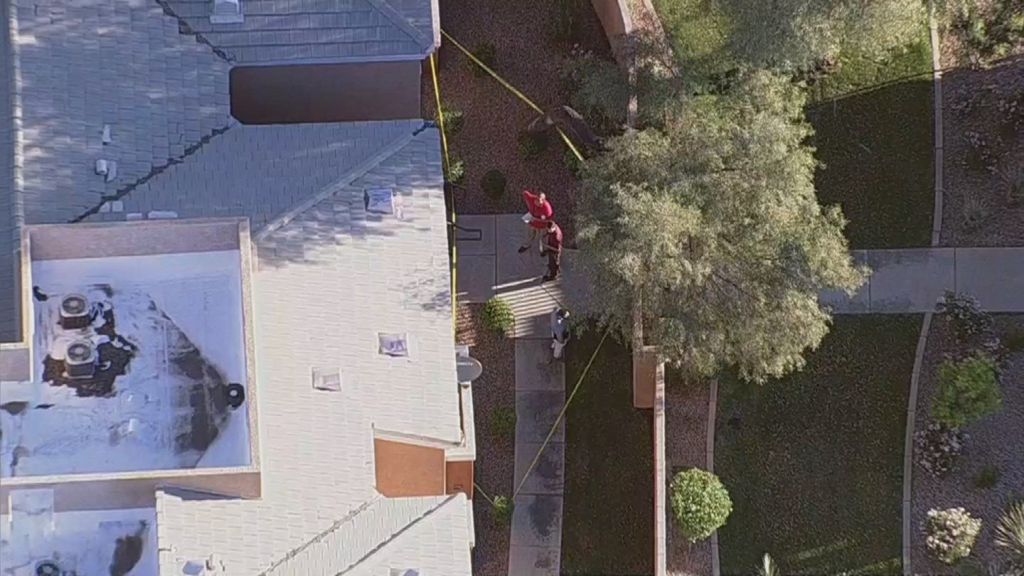 Mesa police are investigating a homicide that occurred in the 1400 block of South Stapley Drive at around 3:30 Friday morning. (Source: 3TV/CBS 5)