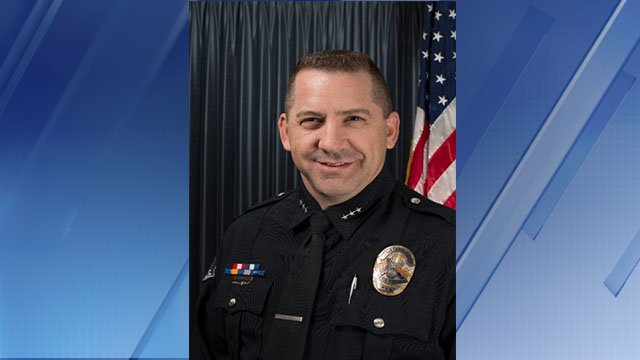 Michael Soelberg announced as new Gilbert police chief. (Source: Town of Gilbert)