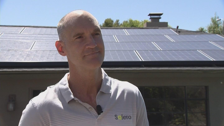 John Coran, CEO of Solera (Source: 3TV/CBS 5)