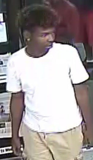 Suspect 1 (Source: Phoenix Police Department)