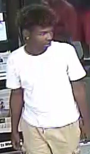 Suspect 1 (Source: Phoenix Police Department)