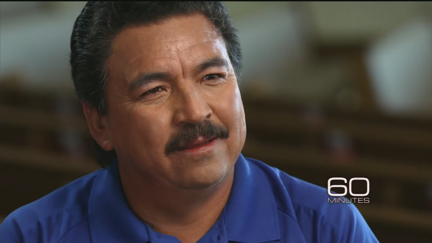 Sixto Paz has been in the country illegally for 32 years. (Source: 3TV/CBS 5)
