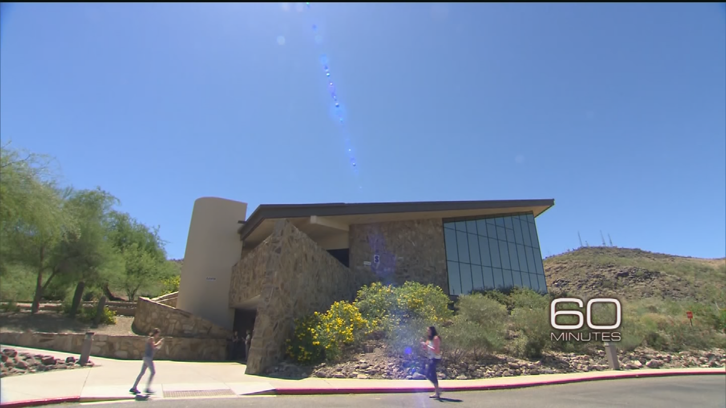 He would have been deported 10 months ago but instead found shelter at Shadow Rock United Church of Christ. (Source: 3TV/CBS 5)