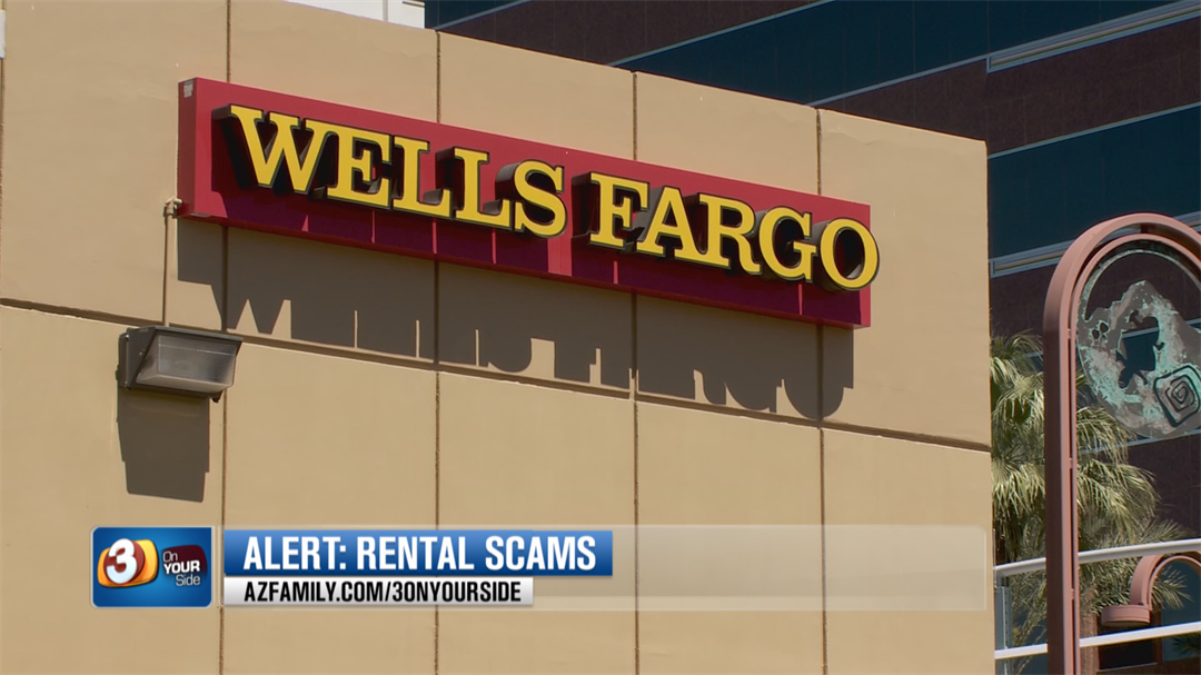 3 On Your Side got a hold of Wells Fargo to see what, if anything, it can do regarding this fraudulent deposit. (Source: 3TV/CBS 5)