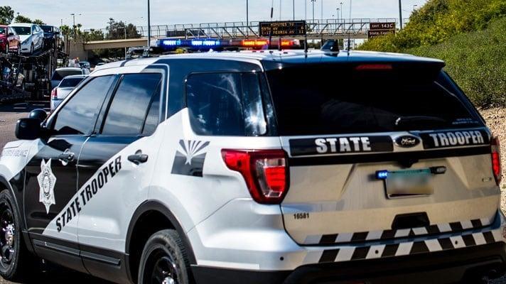David Jay Juarez was shot during a pursuit in northwestern Arizona. (Source: azdps.gov)