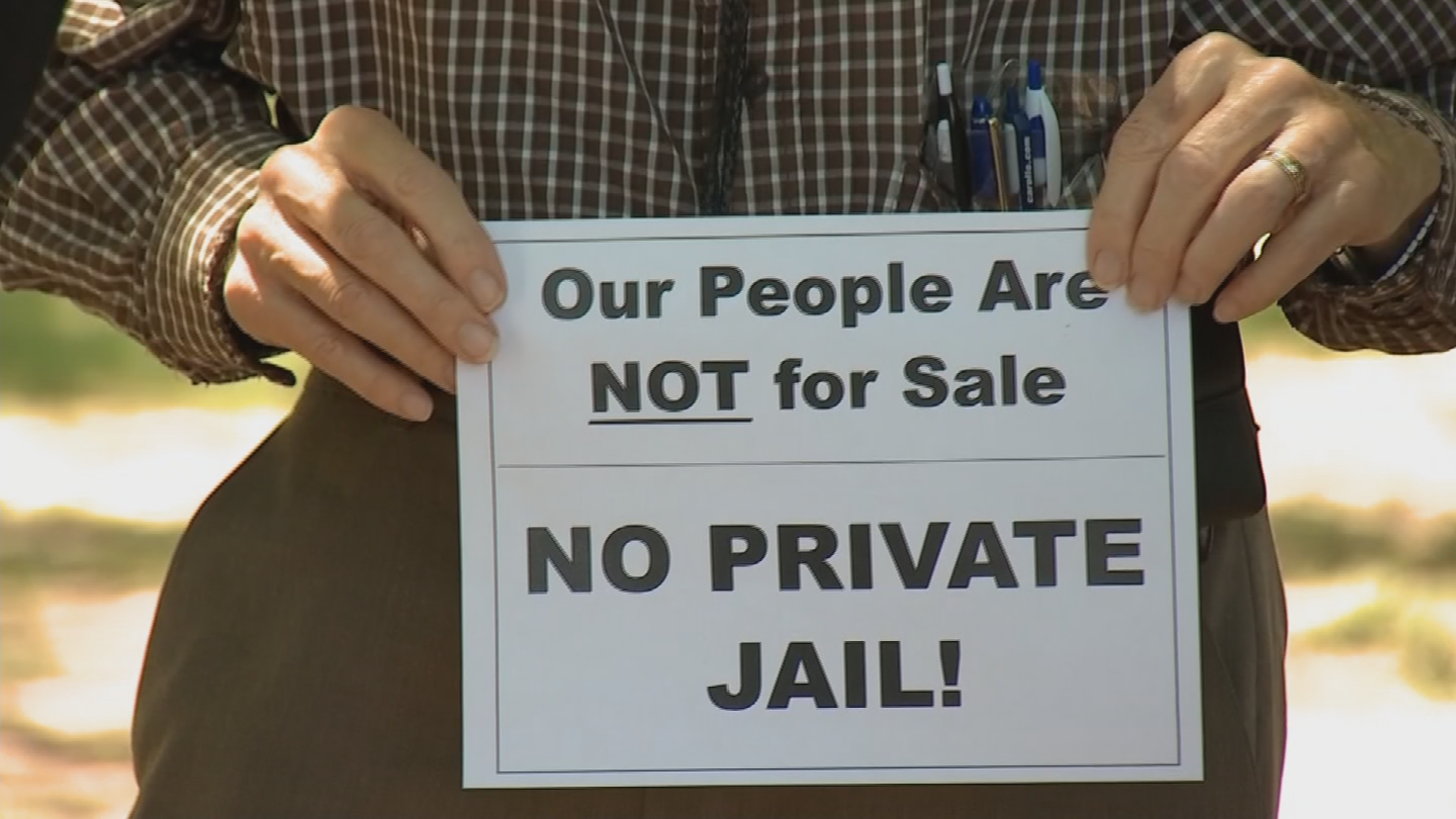 Civil rights organizations are concerned that minorities will bear the brunt if Mesa makes the change to its jail system. (Source: 3TV/CBS 5)