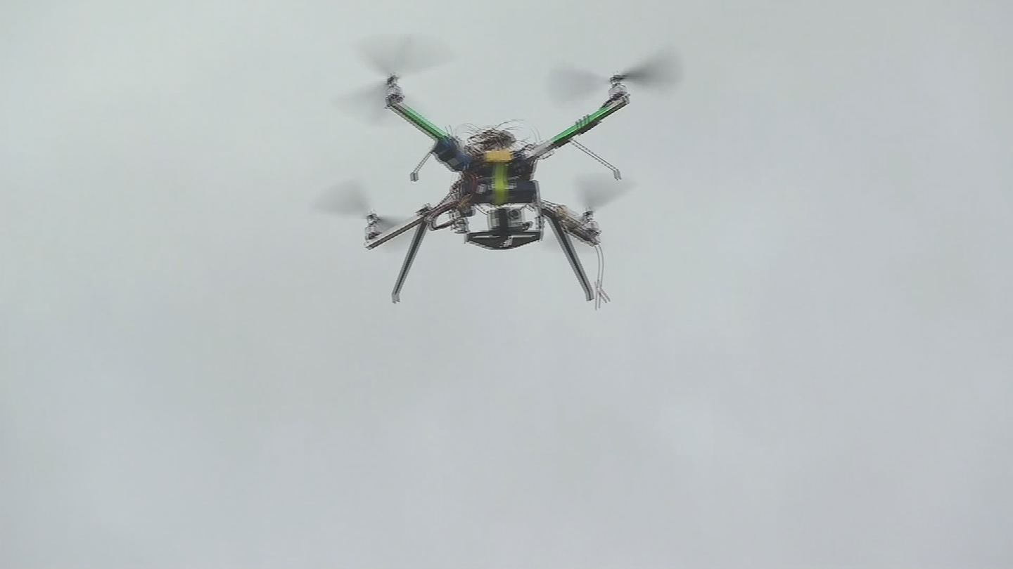 The ruling only affects hobbyist drone users. (Source: 3TV/CBS 5)