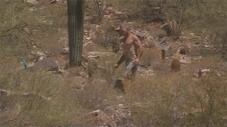 The Phoenix Fire Department believes the pleasant spring we've had brought out more hikers, leading to more emergencies in general. It's hard to say how many of those were heat-related. (Source: 3TV/CBS 5)