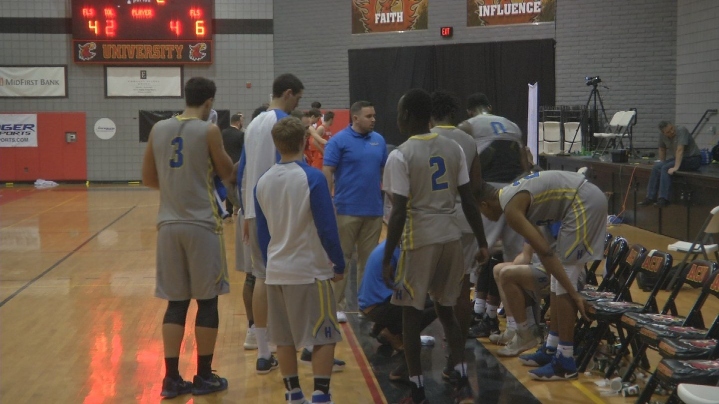Players and parents say Hillcrest Prep let them down. (Source: 3TV/CBS 5)