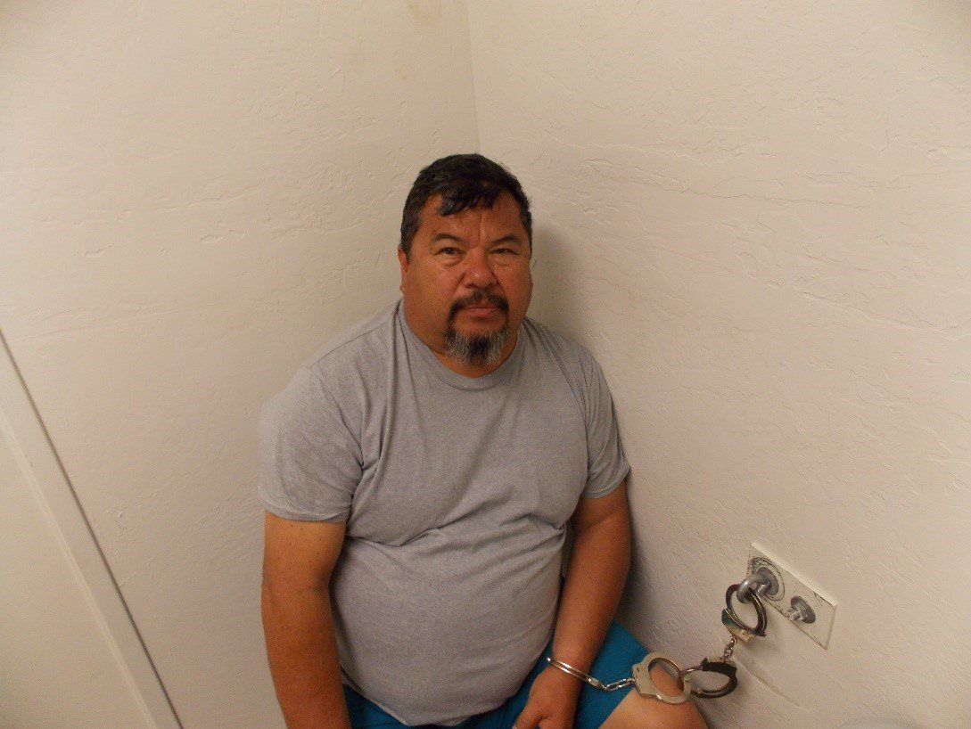 Adrian Heredia, 54 (Source: Navajo County Sheriff's Office)