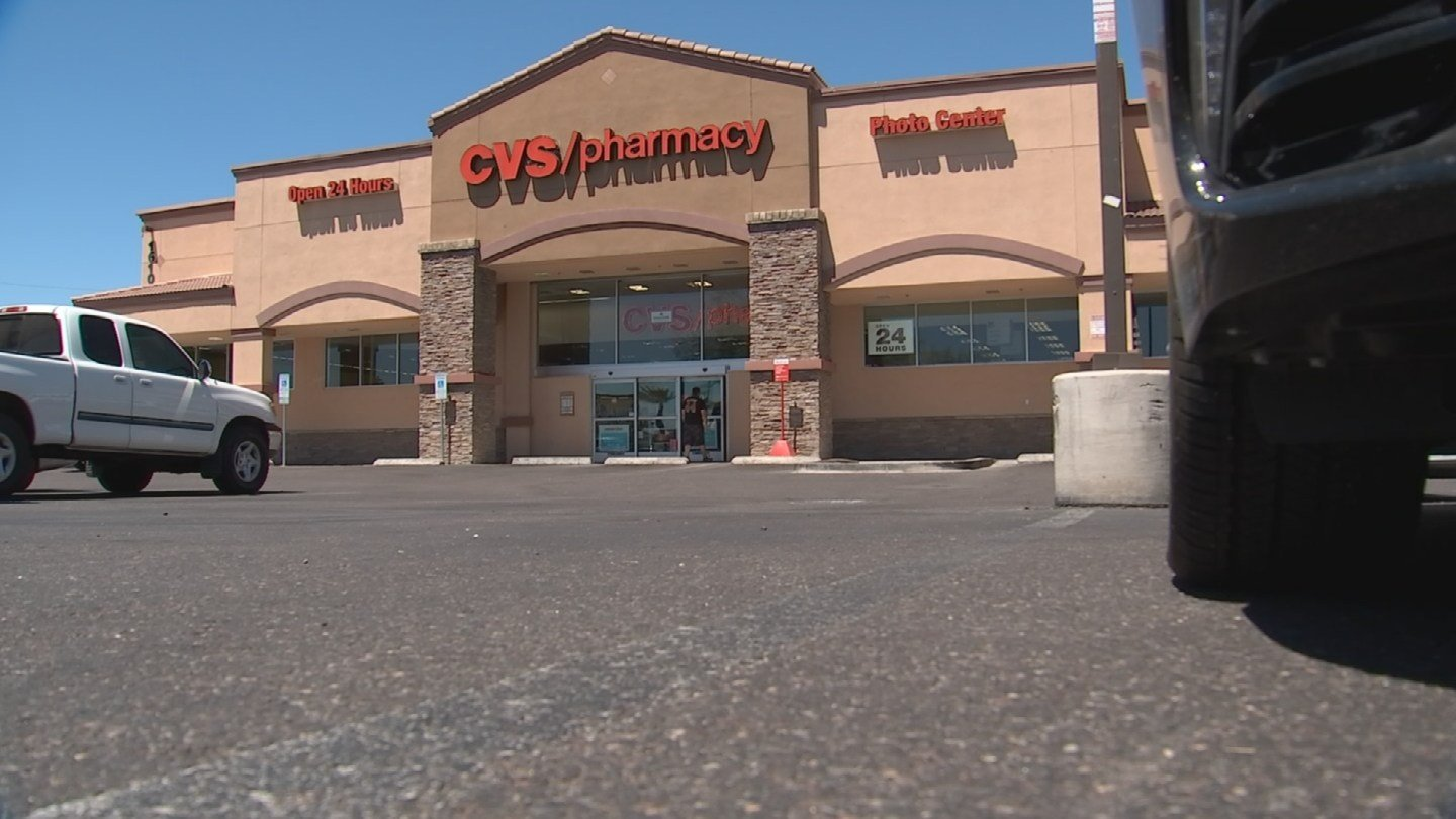 There are more than 190 CVS stores throughout Arizona. (Source: 3TV/CBS 5)