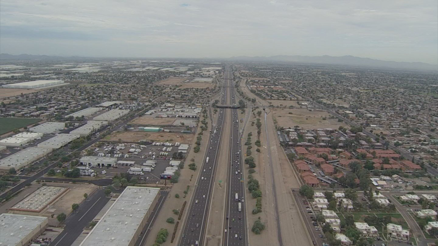 Interstate 10 (Source: 3TV/CBS 5)