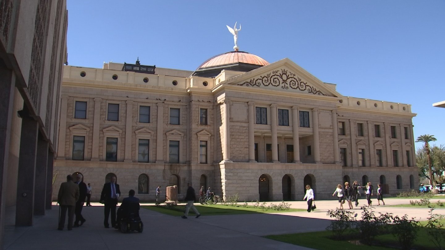 There will be a military exercise at the state capitol sometime on Thursday morning. (Source: 3TV/CBS 5)