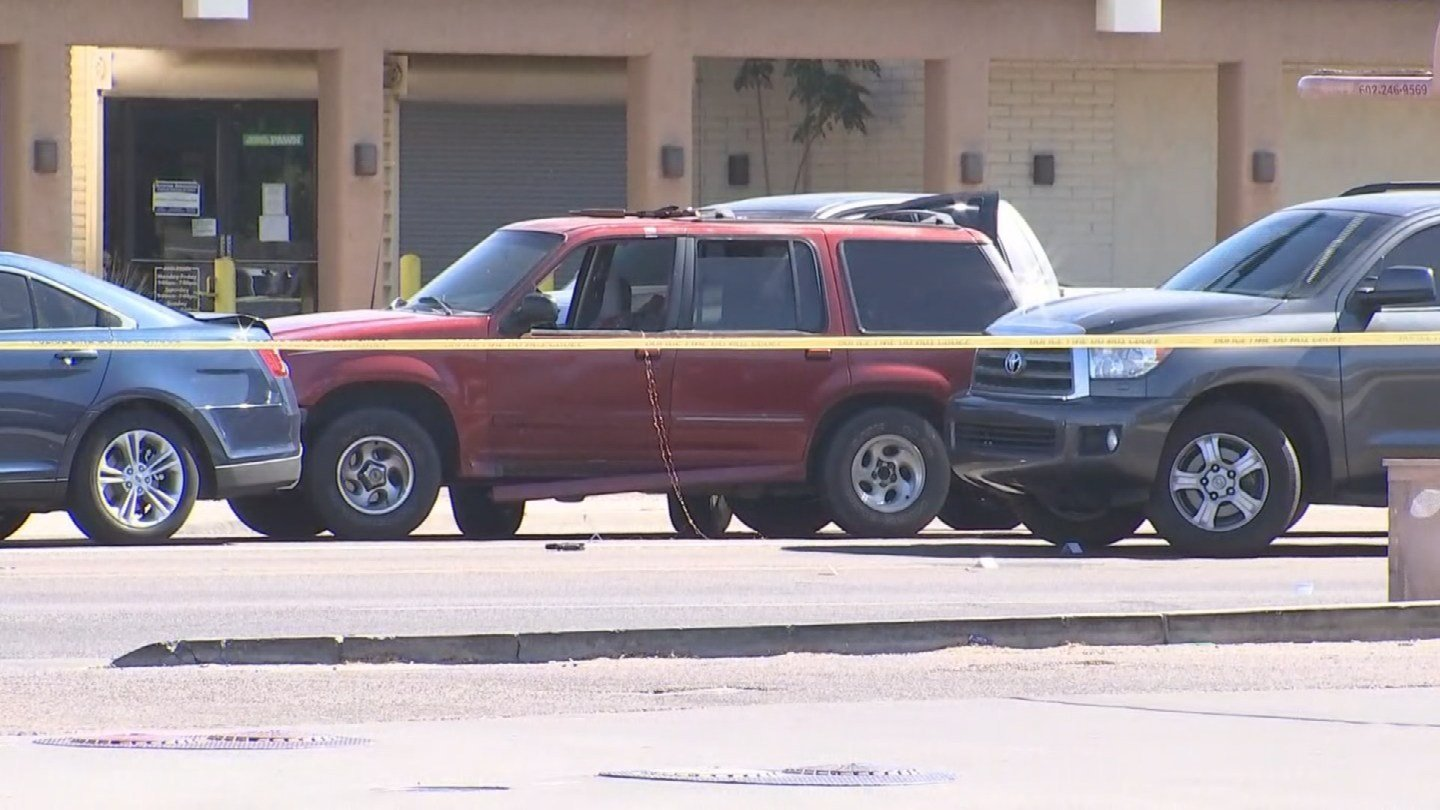 The Glendale Police Department is investigating a shooting that occurred Tuesday morning. (Source: 3TV/CBS 5)
