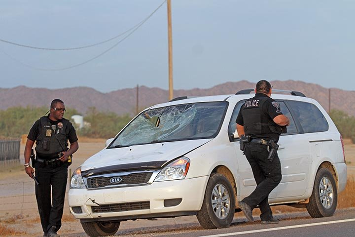 (Source: Photos by Howard Waggner/News of Maricopa)